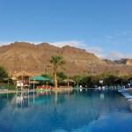 Ein Gedi pool Dead Sea